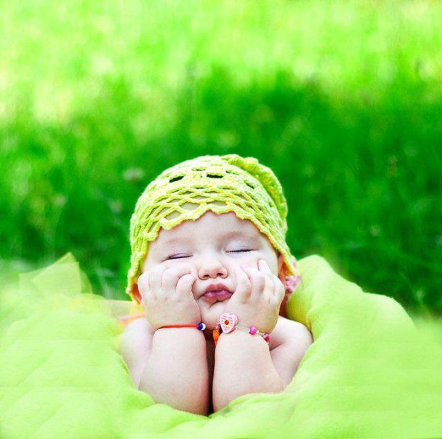 Τα μωρά είναι η δροσιά μας, ο θησαυρός μας!