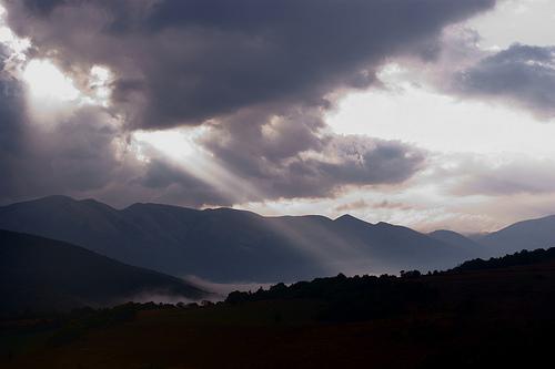 H ευλογία μιας καινούργιας μέρας από τον  Massimo  Valiani, flickr