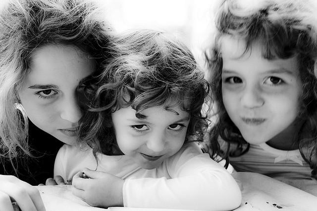 """""""Τρεις θυγατέρες III"""" από τον greekadman, flickr"""