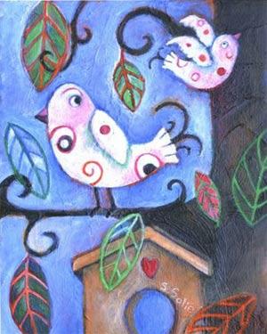 """""""Μαθαίνοντας να πετά"""" από την Sarah Solie"""