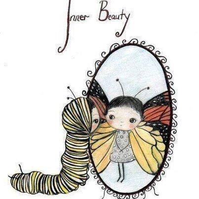 """H εξωτερική ομορφιά έλκει, μα η εσωτερική ομορφιά αιχμαλωτίζει""."