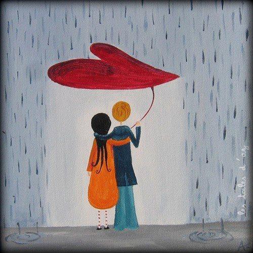"""H αγάπη πάντα μας προστατεύει..."""