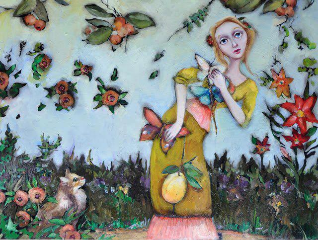 """Tο να ζεις δεν είναι αρκετό"" είπε η πεταλούδα, ""χρειάζεσαι λιακάδα, ελευθερία κι ένα μικρό λουλουδάκι"" - Χανς Κρίστιαν Αντερσεν"