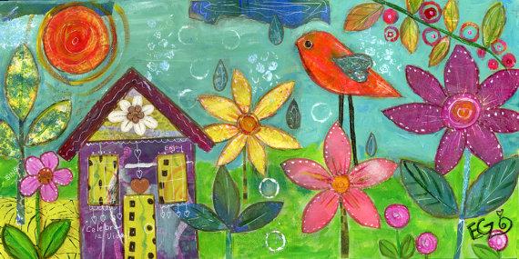 Art: Elizabeth GLz