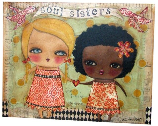 soul sisters, Danita Art